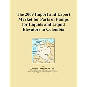 The 2011 Import and Export Market for Parts of Pumps for Liquids and Liquid Elevators in Latin America Icon Group International