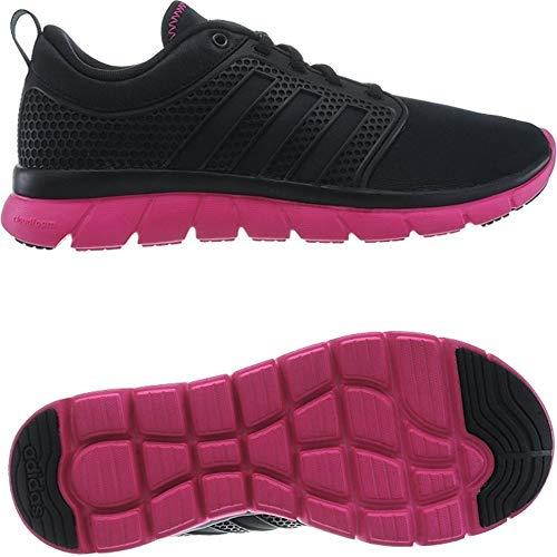 Nero Adidas Sneaker Da rosa Donna Groove Neo Cloudfoam 6rnA6Y