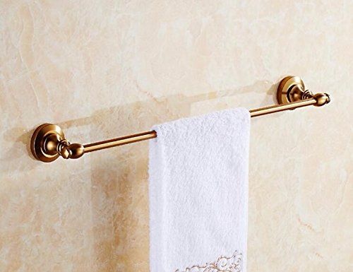 Hlluya Bathroom Accessory Set Towel Rack, Style,