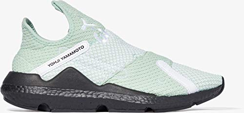adidas Y-3 by Yohji Yamamoto Y-3 Reberu Salty Green Y-3/Footwear White/Core Black UK 9.5 (US Men's 10, US Women's 11)