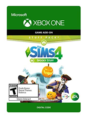 THE SIMS 4: SPOOKY STUFF DLC - Xbox One [Digital Code]