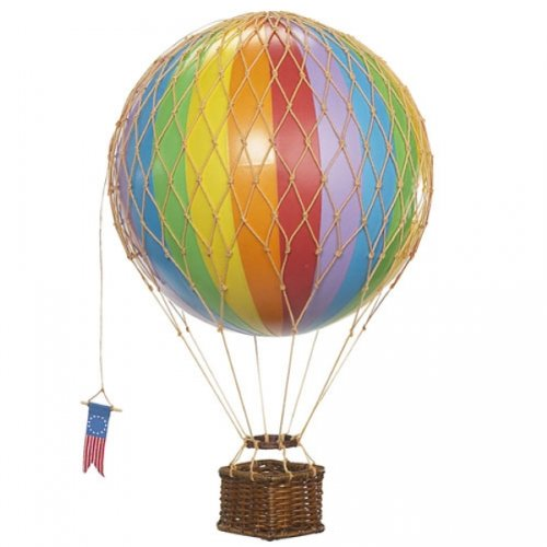 Authentic Models Travels Light Hot Air Balloon -