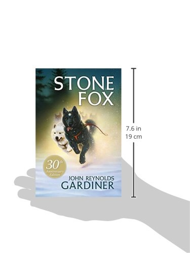 Stone Fox by HARPER COLLINS PUBLISHERS (Image #3)