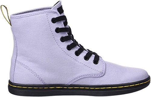 Viola Shoreditch Martens 513 Dr a Collo Sneaker Heather Purple Donna Alto gTUpSqUw