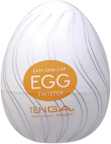 TENGA OV-Grosshandel Egg Twister Single