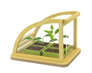 Hape Eco Greenhouse In Bamboo