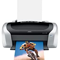 Epson Corporation - Epson Stylus C88+ Inkjet Printer - Color - 5760 X 1440 Dpi Print - Plain Paper Print - Desktop - 23 Ppm Mono / 14 Ppm Color Print - 120 Sheets Input - Usb Product Category: Printers/Laser & Inkjet Printers