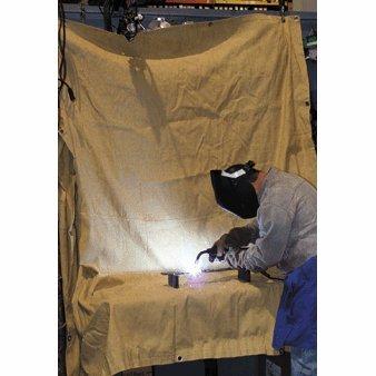 Harbor Freight Tools 4 ft. x 6 ft. Fiberglass Welding Blanket HFT