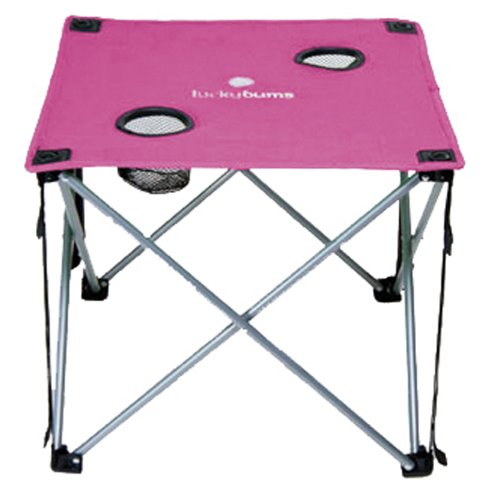 lucky-bums-quick-camp-table-with-cup-holders-pink