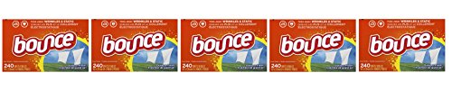 Bounce Outdoor Fresh wFDGRU Fabric Softener and Dryer Sheets (5 Units) by Bounce