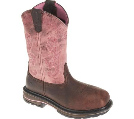 eb00b64a4e8 Wolverine Men's Kacey Comp Toe Wellington Work Boot