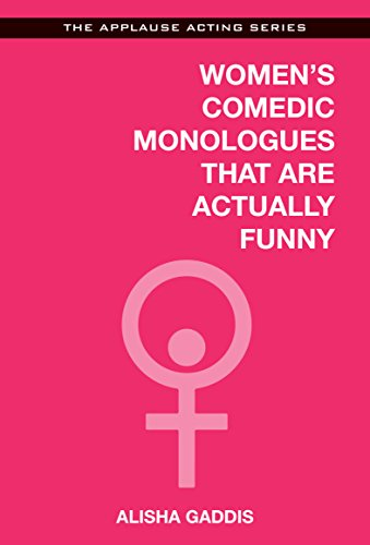 Books On Acting in Amazon Store - Women's Comedic Monologues That Are Actually Funny (Applause Acting)