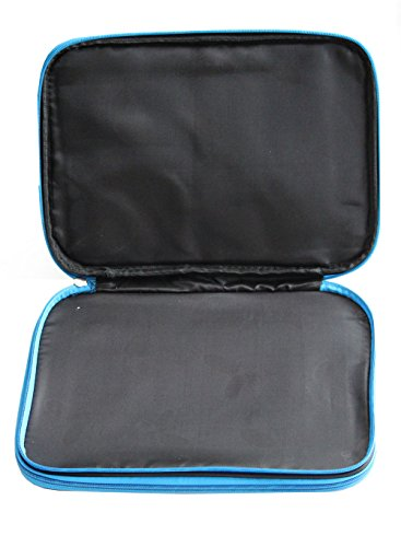 ea4345c6d80f Jual Table Tennis Bag Waterproof Paddle Case with Two Front Pockets ...