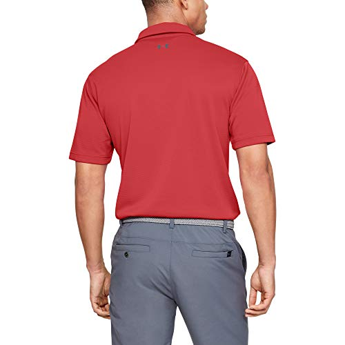 Under Armour Men's Tech Golf Polo