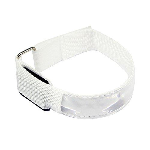 QiCheng&LYS LED Sports Glow Armband Belt,Safely Flashing Armband