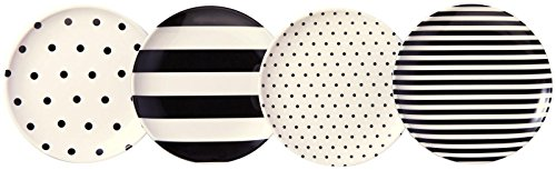 Melamine Coasters (kate spade new york Melamine Coaster Set, Raise a Glass)