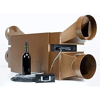 extreme furniture amazoncom whisperkool extreme 5000ti wine cellar cooling unit