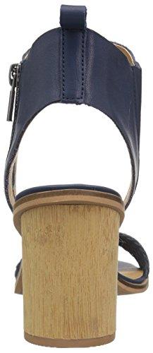 Lucky Brand Women's Lk-Pomee Heeled Sandal Indigo bog5elU
