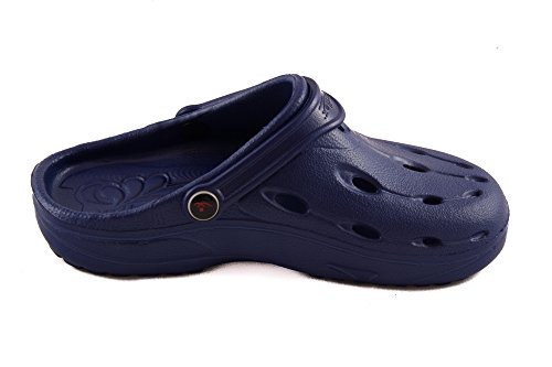 Chung Shi DUX Shoe Cosmetic Kit 7903010 Unisex Adult Clogs & Mules Blue - Navy WXvQuNSR