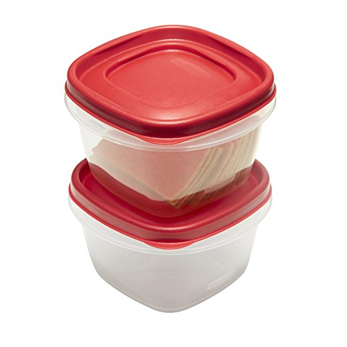 2 cup container plastic - 6