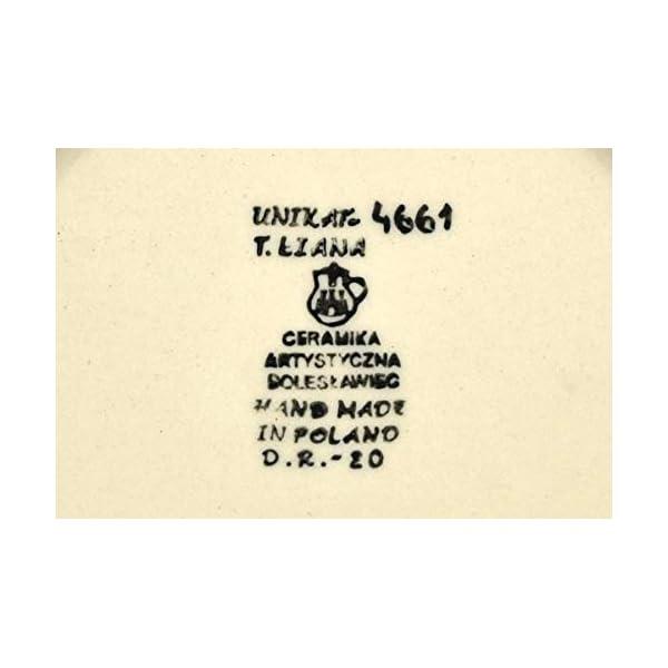 Polish Pottery Mug – 11 oz. Bubble – Unikat Signature U4661