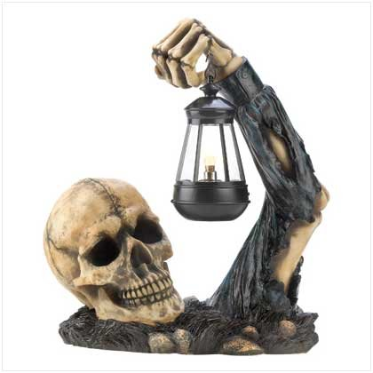 Skull Lantern