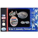 Florida Gators Jewelry Box (Trinket) - NCAA College Athletics Fan Shop Sports Team Merchandise