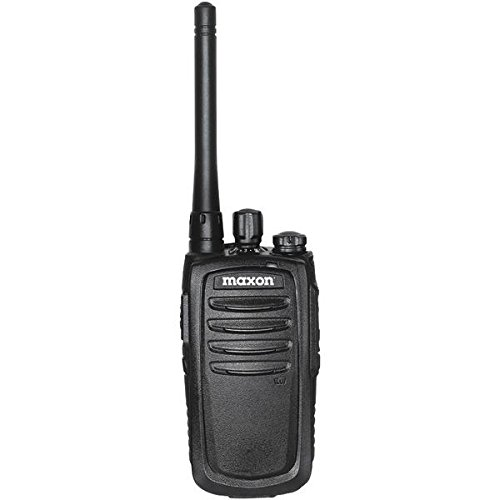 Maxon Two Way - Maxon Ts-2416 Ts-2416 Uhf Handheld 2-Way Radio 10.60in. x 7.50in. x 2.30in.