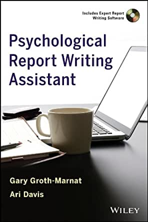 Psychological report writing