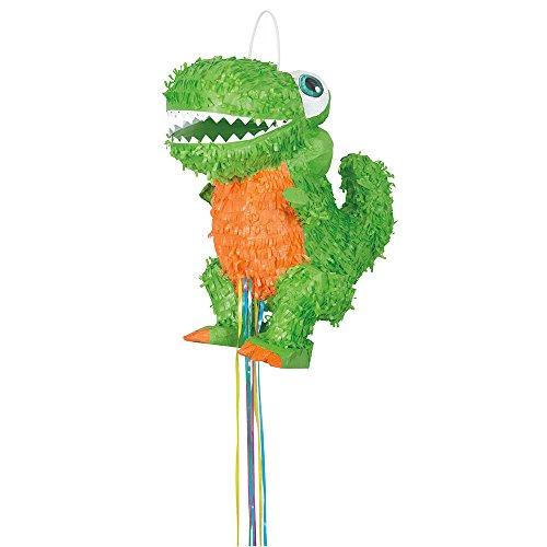 T-Rex Dinosaur Pinata, Pull String ()