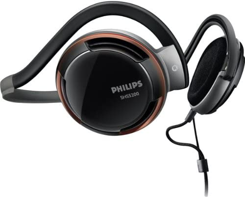 Philips Shs5200 Neckband Kopfhörer Mit Bass Beat Elektronik