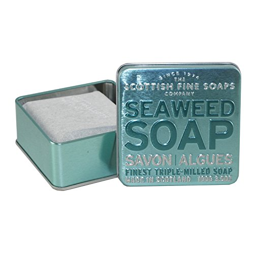 (Scottish Fine Soaps Seaweed Finest Triple Milled Soap for Women, 3.5 Ounce)
