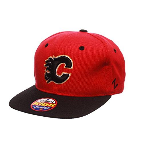 6b4e4551848 Calgary Flames Snapback Hats
