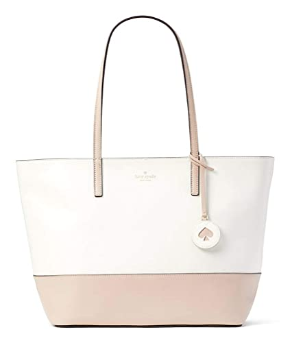 b1b673656e3 Kate Spade Tanya Leather Tote Bag Purse Handbag for Work School Office  Travel