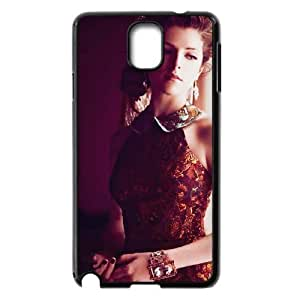C-EUR Customized Print Anna Kendrick Hard Skin Case Compatible For Samsung Galaxy Note 3 N9000