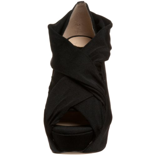 9 Black Women's Boutique Wedge Gibsin dqYZ1w