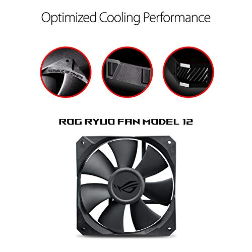 Build My PC, PC Builder, ASUS ROG RYUO 120