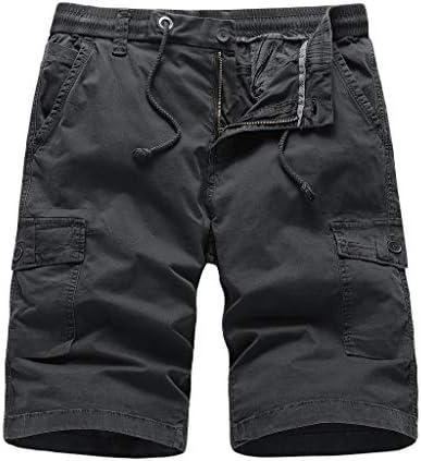 [해외]Cargo Shorts for Men 2020 New Outdoors Relaxed Fit Drawstring Short PantsMulti-Pockets / Cargo Shorts for Men 2020 New Outdoors Relaxed Fit Drawstring Short PantsMulti-Pockets