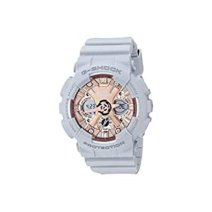 G-Shock GMAS120MF-8A Grey One Size