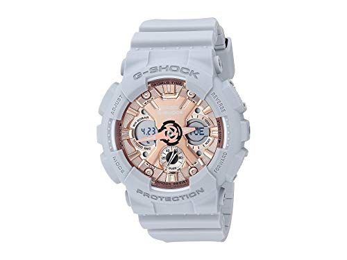 G-Shock Women's GMAS120MF-8A Grey One Size