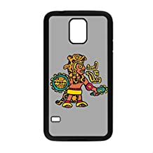 Plastics Phone Shell Special Child Print With Aztec 6 For Galaxy S5