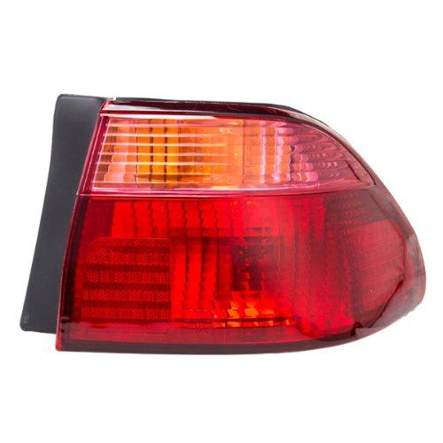 02 Tail Light Lamp Sedan - 4