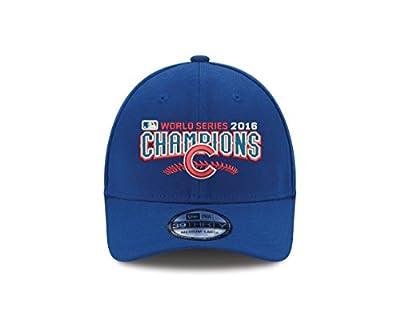 Chicago Cubs New Era 2016 World Series Champions 39THIRTY Flex Hat - Royal
