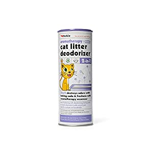 Petkin Cat Litter Deodorizer Lavender 2 in 1, 567g
