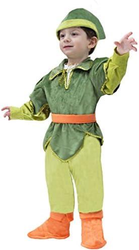 Disfraz de carnaval Peter Pan 1 - 2 anni: Amazon.es: Bebé