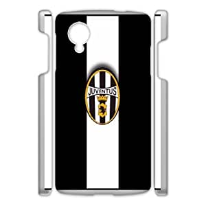 Custom Case Juventus for Google Nexus 5 O1G612723