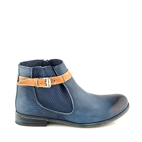 Mejor vendido Zapatos azules Felmini para mujer Outlet Best Venta Liquidación Precio increíble Barato Barato Original de venta jGJOuSI
