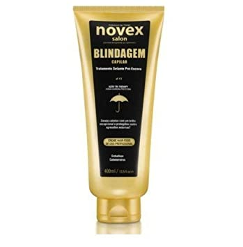 Novex Blindagem Capilar 400ml
