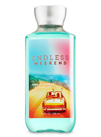 Bath and Body Works Endless Weekend Shower Gel Body Wash 10 Ounce (Body Wash Bath And Body Works)