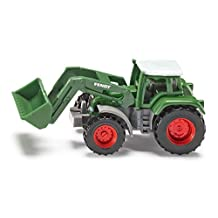 SIKU Axis Vent tractor front loader with SK1039 [Bonerundo] (japan import)